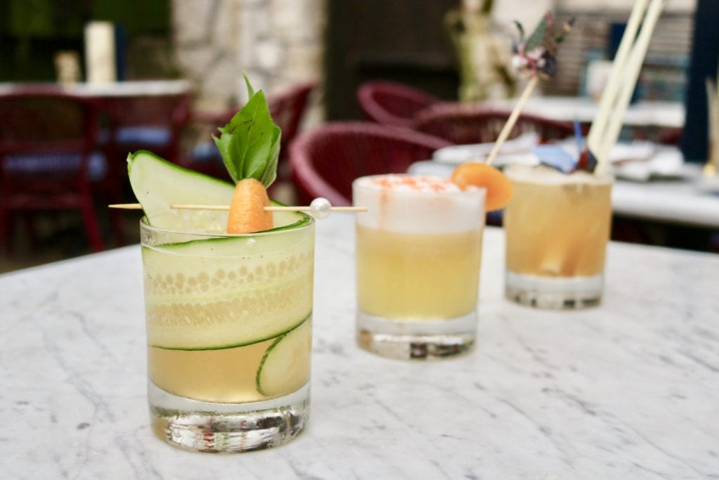 An Austin food blogger's favorite cocktail bars