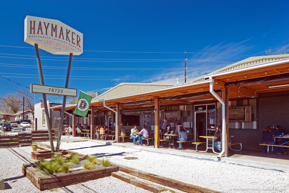 Where to eat the best lunch in Austin Texas: 55 options for every category / haymaker