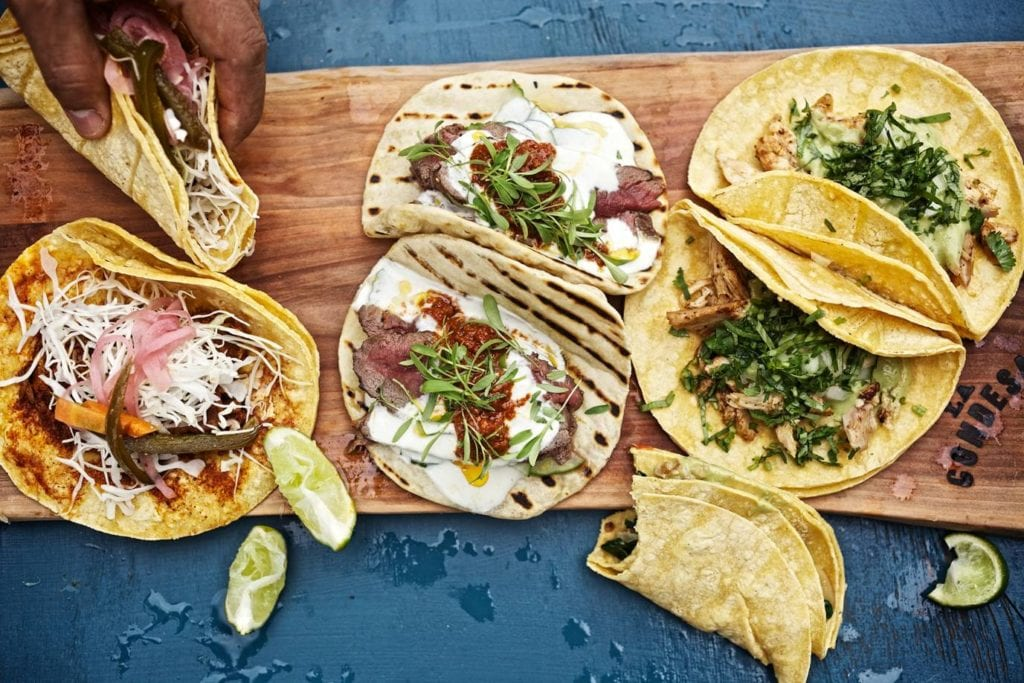 Where to eat the best lunch in Austin Texas: 55 options for every category // La Condesa