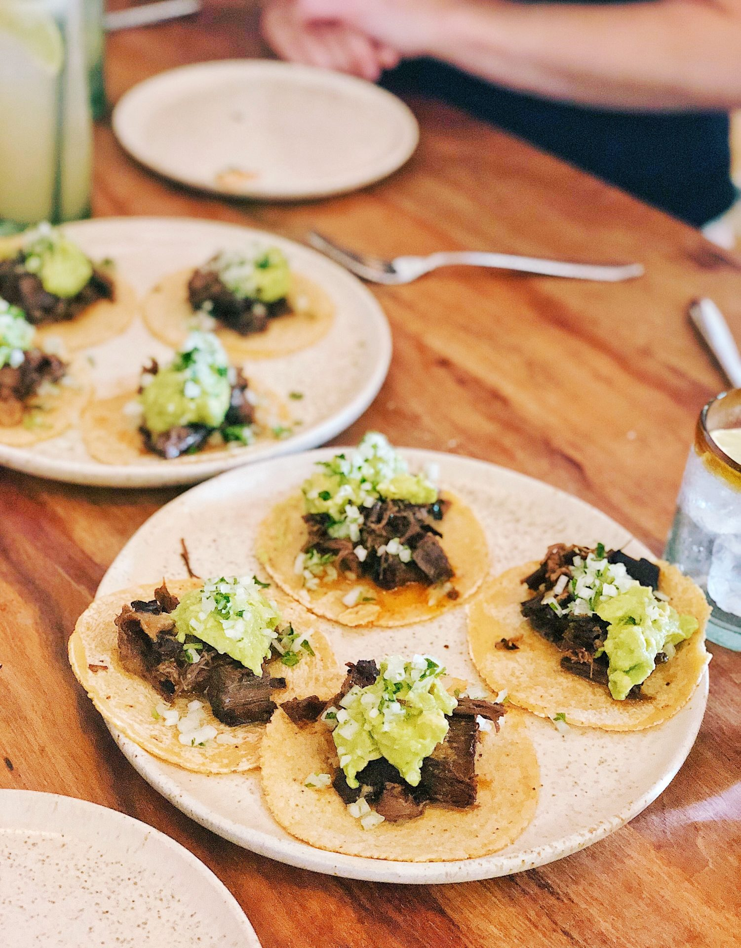 The best tacos in Austin Texas: Suerte