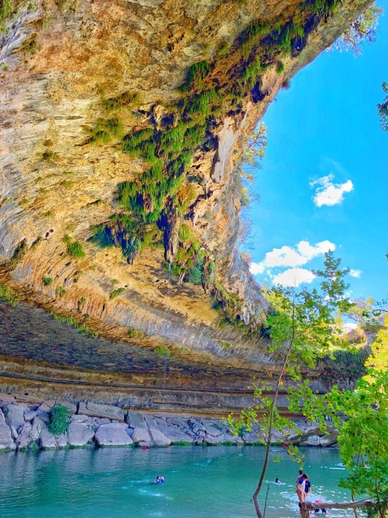 Everything you need to know about visiting Hamilton Pool in Austin Texas