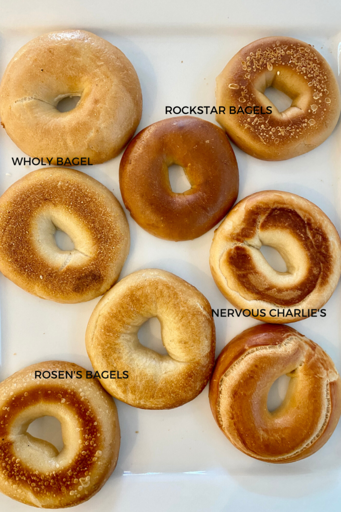 Who makes the best bagels in Austin? I tasted all of them to see.
