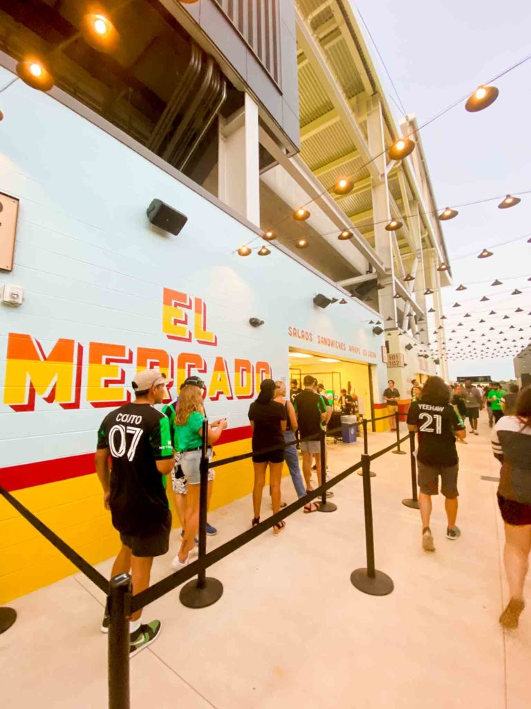 Food At Q2 Stadium: Here's A Look At What's Actually Offered In Austin FC's Soccer Stadium